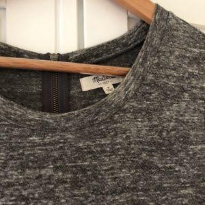 Madewell Dresses - Madewell Grey Marl Dress / Perfect for fall!